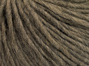 Fiber Content 50% Acrylic, 50% Wool, Brand Ice Yarns, Dark Camel, Yarn Thickness 4 Medium  Worsted, Afghan, Aran, fnt2-57007