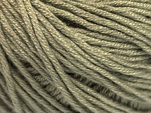 Fiber Content 60% Bamboo, 40% Cotton, Light Khaki, Brand Ice Yarns, Yarn Thickness 3 Light  DK, Light, Worsted, fnt2-57389