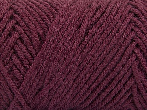Items made with this yarn are machine washable & dryable. Fiber Content 100% Acrylic, Maroon, Brand Ice Yarns, Yarn Thickness 4 Medium  Worsted, Afghan, Aran, fnt2-57430