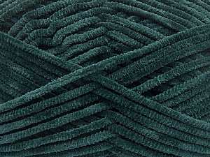 Fiber Content 100% Micro Fiber, Brand Ice Yarns, Dark Green, Yarn Thickness 3 Light  DK, Light, Worsted, fnt2-57654