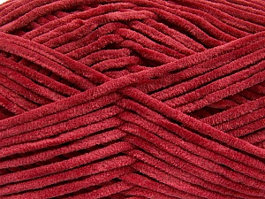Fiber Content 100% Micro Fiber, Light Burgundy, Brand Ice Yarns, Yarn Thickness 3 Light  DK, Light, Worsted, fnt2-57658