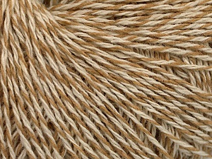 Fiber Content 50% Acrylic, 50% Wool, Brand Ice Yarns, Cream, Beige, Yarn Thickness 3 Light  DK, Light, Worsted, fnt2-58042