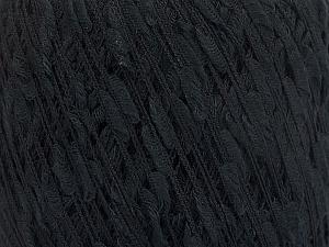 Fiber Content 100% Acrylic, Brand Ice Yarns, Black, fnt2-58063