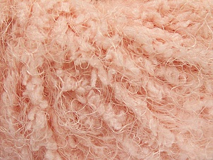 Fiber Content 100% Polyamide, Light Salmon, Brand Ice Yarns, Yarn Thickness 6 SuperBulky  Bulky, Roving, fnt2-58233