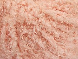 Fiber Content 100% Polyamide, Light Salmon, Brand Ice Yarns, Yarn Thickness 6 SuperBulky  Bulky, Roving, fnt2-58233