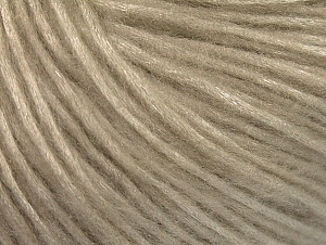 Fiber Content 50% Acrylic, 50% Polyamide, Light Beige, Brand Ice Yarns, Yarn Thickness 4 Medium  Worsted, Afghan, Aran, fnt2-58325