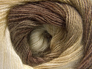 Fiber Content 50% Mohair, 50% Acrylic, Brand Ice Yarns, Camel, Brown Shades, Beige, Yarn Thickness 2 Fine  Sport, Baby, fnt2-58356