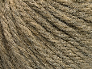 Fiber Content 60% Acrylic, 40% Wool, Brand Ice Yarns, Camel Melange, Yarn Thickness 6 SuperBulky  Bulky, Roving, fnt2-58567