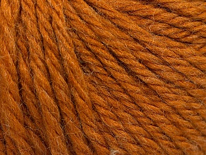 Fiber Content 60% Acrylic, 40% Wool, Brand Ice Yarns, Dark Gold, Yarn Thickness 6 SuperBulky  Bulky, Roving, fnt2-58570