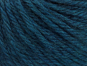 Fiber Content 60% Acrylic, 40% Wool, Navy, Brand Ice Yarns, Yarn Thickness 6 SuperBulky  Bulky, Roving, fnt2-58576