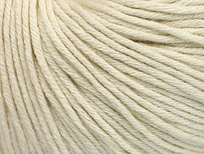 Global Organic Textile Standard (GOTS) Certified Product. CUC-TR-017 PRJ 805332/918191 Fiber Content 100% Organic Cotton, Brand Ice Yarns, Ecru, Yarn Thickness 3 Light DK, Light, Worsted, fnt2-58601