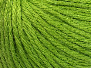 Fiber Content 40% Merino Wool, 40% Acrylic, 20% Polyamide, Brand Ice Yarns, Green, Yarn Thickness 3 Light  DK, Light, Worsted, fnt2-58669