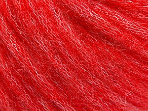 Fiber Content 40% Acrylic, 30% Polyamide, 30% Wool, Red Melange, Brand Ice Yarns, Yarn Thickness 4 Medium  Worsted, Afghan, Aran, fnt2-58677