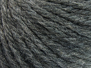 Fiber Content 60% Acrylic, 40% Wool, Brand Ice Yarns, Dark Grey, Yarn Thickness 6 SuperBulky  Bulky, Roving, fnt2-58682