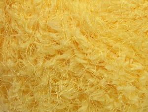 Fiber Content 100% Polyamide, Light Yellow, Brand Ice Yarns, Yarn Thickness 6 SuperBulky  Bulky, Roving, fnt2-58803