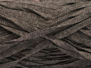 Fiber Content 82% Viscose, 18% Polyester, Brand Ice Yarns, Dark Camel, Yarn Thickness 5 Bulky  Chunky, Craft, Rug, fnt2-58901