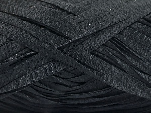 Fiber Content 100% Acrylic, Brand Ice Yarns, Black, Yarn Thickness 3 Light  DK, Light, Worsted, fnt2-58906