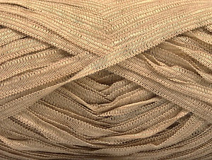 Fiber Content 100% Polyamide, Light Beige, Brand Ice Yarns, Yarn Thickness 4 Medium  Worsted, Afghan, Aran, fnt2-58917