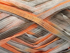 Fiber Content 100% Polyamide, White, Orange, Brand Ice Yarns, Camel, Yarn Thickness 4 Medium  Worsted, Afghan, Aran, fnt2-58920