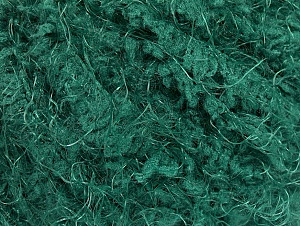 Fiber Content 100% Polyamide, Brand Ice Yarns, Emerald Green, Yarn Thickness 6 SuperBulky  Bulky, Roving, fnt2-58993