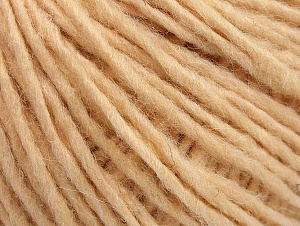 Fiber Content 50% Merino Wool, 25% Alpaca, 25% Acrylic, Light Salmon, Brand Ice Yarns, Yarn Thickness 4 Medium  Worsted, Afghan, Aran, fnt2-59039