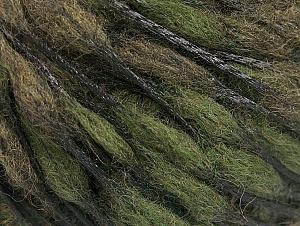 Fiber Content 50% Wool, 50% Polyamide, Khaki, Brand Ice Yarns, Brown, Yarn Thickness 3 Light  DK, Light, Worsted, fnt2-59048