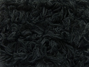 Fiber Content 100% Micro Fiber, Brand Ice Yarns, Black, Yarn Thickness 6 SuperBulky  Bulky, Roving, fnt2-59059