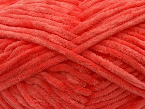 Fiber Content 100% Micro Fiber, Light Salmon, Brand Ice Yarns, Yarn Thickness 4 Medium  Worsted, Afghan, Aran, fnt2-59314