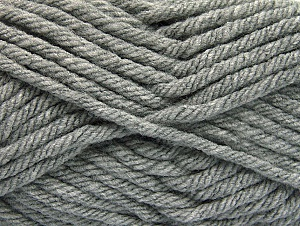 Fiber Content 100% Acrylic, Brand Ice Yarns, Grey, Yarn Thickness 6 SuperBulky  Bulky, Roving, fnt2-59732