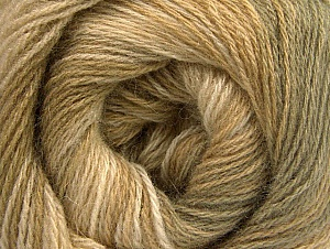 Fiber Content 60% Acrylic, 20% Angora, 20% Wool, Brand Ice Yarns, Camel, Beige, Yarn Thickness 2 Fine  Sport, Baby, fnt2-59749
