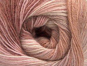 Fiber Content 60% Acrylic, 20% Angora, 20% Wool, Pink, Maroon, Brand Ice Yarns, Camel, Yarn Thickness 2 Fine  Sport, Baby, fnt2-59751
