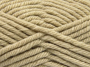 Fiber Content 100% Acrylic, Brand Ice Yarns, Beige, Yarn Thickness 6 SuperBulky  Bulky, Roving, fnt2-59790