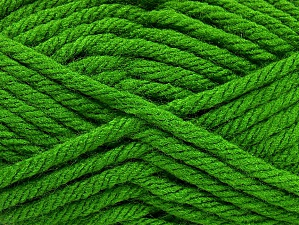 Fiber Content 100% Acrylic, Brand Ice Yarns, Green, Yarn Thickness 6 SuperBulky  Bulky, Roving, fnt2-59793