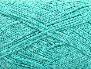 Fiber Content 100% Cotton, Mint Green, Brand Ice Yarns, Yarn Thickness 2 Fine  Sport, Baby, fnt2-59955