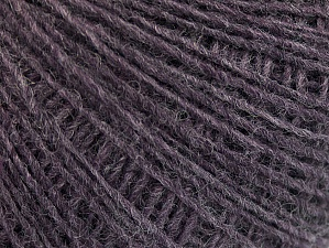 Fiber Content 50% Wool, 50% Acrylic, Purple, Brand Ice Yarns, Yarn Thickness 2 Fine  Sport, Baby, fnt2-60034