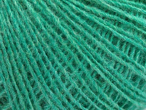 Fiber Content 50% Wool, 50% Acrylic, Mint Green, Brand Ice Yarns, Yarn Thickness 2 Fine  Sport, Baby, fnt2-60040