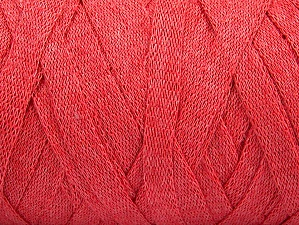 Fiber Content 100% Recycled Cotton, Salmon, Brand Ice Yarns, Yarn Thickness 6 SuperBulky  Bulky, Roving, fnt2-60126