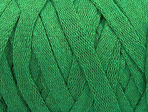 Fiber Content 100% Recycled Cotton, Brand Ice Yarns, Green, Yarn Thickness 6 SuperBulky  Bulky, Roving, fnt2-60128
