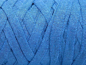 Fiber Content 100% Recycled Cotton, Light Blue, Brand Ice Yarns, Yarn Thickness 6 SuperBulky  Bulky, Roving, fnt2-60130
