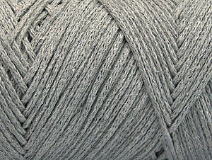 Please be advised that yarn iade made of recycled cotton, and dye lot differences occur. Fiber Content 100% Cotton, Light Grey, Brand Ice Yarns, Yarn Thickness 5 Bulky  Chunky, Craft, Rug, fnt2-60145
