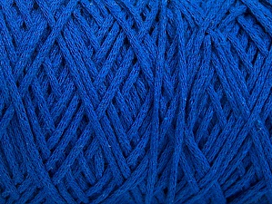 Please be advised that yarn iade made of recycled cotton, and dye lot differences occur. Fiber Content 100% Cotton, Brand Ice Yarns, Blue, Yarn Thickness 4 Medium  Worsted, Afghan, Aran, fnt2-60152