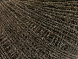 Fiber Content 50% Acrylic, 50% Wool, Brand Ice Yarns, Dark Camel, Yarn Thickness 2 Fine  Sport, Baby, fnt2-60182
