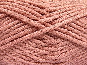 Fiber Content 100% Acrylic, Light Pink, Brand Ice Yarns, Yarn Thickness 6 SuperBulky  Bulky, Roving, fnt2-60217