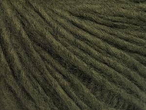 Fiber Content 100% Acrylic, Khaki, Brand Ice Yarns, Yarn Thickness 4 Medium  Worsted, Afghan, Aran, fnt2-60227