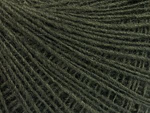 Fiber Content 100% Acrylic, Brand Ice Yarns, Dark Khaki, Yarn Thickness 2 Fine  Sport, Baby, fnt2-60424