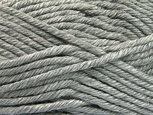 Fiber Content 100% Acrylic, Brand Ice Yarns, Grey Melange, Yarn Thickness 6 SuperBulky  Bulky, Roving, fnt2-60448