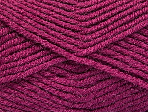 Fiber Content 50% Acrylic, 25% Alpaca, 25% Wool, Orchid, Brand Ice Yarns, Yarn Thickness 5 Bulky  Chunky, Craft, Rug, fnt2-60869