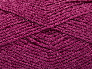 Fiber Content 50% Acrylic, 25% Wool, 25% Alpaca, Orchid, Brand Ice Yarns, Yarn Thickness 3 Light  DK, Light, Worsted, fnt2-60897