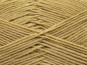 Fiber Content 100% Acrylic, Brand Ice Yarns, Beige, Yarn Thickness 4 Medium  Worsted, Afghan, Aran, fnt2-60958