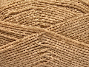 Fiber Content 100% Acrylic, Brand Ice Yarns, Dark Beige, Yarn Thickness 4 Medium  Worsted, Afghan, Aran, fnt2-60964
